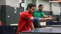 Championnat de France Elite tennis de table handisport - Alexandre Delarque