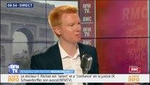 """Adrien Quatennens (LFI) se pose """"encore"""" la question d'une candidature à la mairie de Lille"""