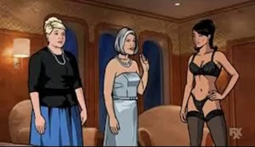 Archer Season 10 Episode 5 {{Mr. Deadly Goes to Town}} Full Episodes