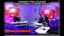 Comment TPMP a éloigné Camille Combal et Bruno Guillon