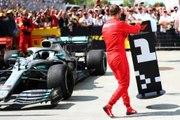 La victoire d'Hamilton discutée par Vettel au Grand Prix du Canada