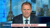 Equinor's CFO Sees Oil Averaging $65 a Barrel This Year