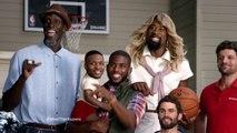 The Hoopers feat Kevin Love, Chris Paul, Deandre Jordan, Kevin Garnet and Damian Lillard