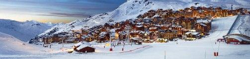 Les stations de ski préférées des stars