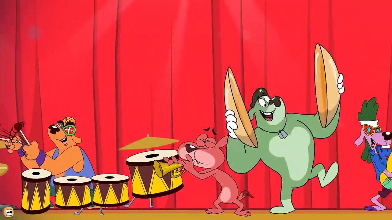 Rat-A-Tat |'Charlys Toy Train  Train Cartoon Videos  Season 2'|  Kids Funny Cartoon Videos