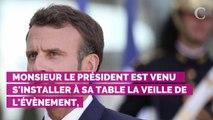 """Emmanuel et Brigitte Macron : """"ce point d'équilibre indispensable"""" que le couple s'accorde"""