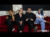 PVRIS play Who's Most Likely | Don't Bore Us