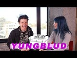 Interview: YUNGBLUD chats tattoos, touring, and the first ever song he wrote