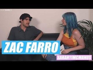 Zac Farro Interview // Don't Bore Us