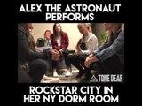 Alex the Astronaut   Rock Star City Live