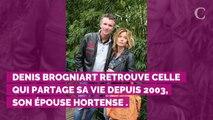 Qui est Hortense, l'épouse de Denis Brogniart ?