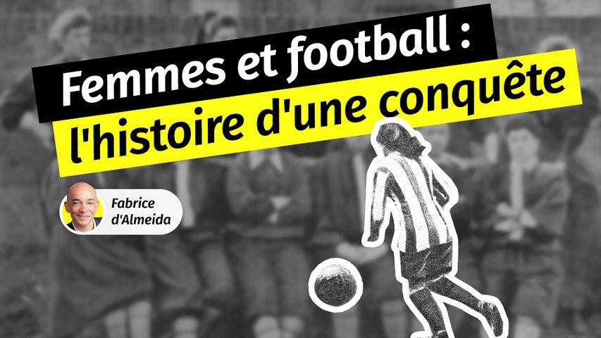 Football : l'histoire d'une conquête féminine