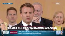 Le mea culpa de Macron sur les gilets jaunes - ZAPPING ACTU DU 12/06/2019