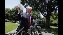 Immigration : Trump s'appesantit sur l'accord avec le Mexique