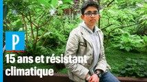 Vipulan, 15 ans et «ambassadeur de la génération consciente»