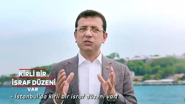 Ekrem İmamoğlu: İstanbul yemyeşil bir kent olacak