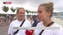 Coupe du monde féminine : engouement  à Nice avant France-Norvège