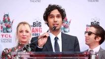 Kunal Nayyar taking social media break after 'The Big Bang Theory' finale