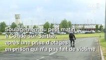 Fin de la prise d'otages à Condé-sur-Sarthe, pas de victime