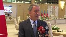 """- Milli Savunma Bakanı Akar'dan Abd'nin S-400 Mektubuna Tepki- Milli Savunma Bakanı Hulusi Akar: """"gerekli Cevabı Hazırlıyoruz"""""""