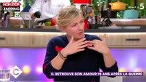 Retrouvailles entre un vétéran américain et une Française : Maryse Burgot en dit plus dans C à Vous (Vidéo)