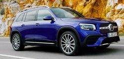 VÍDEO: el Mercedes GLB 2019, todos los detalles que debes saber