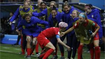 U.S. Women Win 13-0 At The World Cup