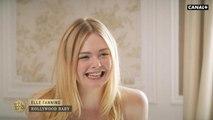 Elle Fanning : Hollywood baby - Reportage cinéma - Tchi Tcha du 11/06