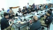 IG Sindh, Dr. Syed Kaleem Imam for Eid greetings & IG Sindh, Dr. Syed Kaleem Imam for Eid greetings.