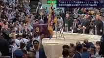 Asanoyama Yusho - Award ceremony - Natsu 2019