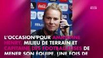 Coupe du monde : Amandine Henry désignée 2e joueuse la mieux payée de la planète