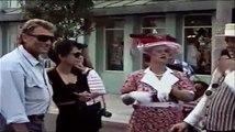 JOHNNY HALLYDAY road trip en floride en 1990