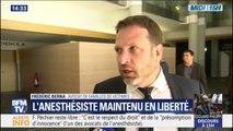 """Frédéric Péchier reste en liberté: """"C'est une décision qui est un peu surprenante"""" (avocat de familles de victimes)"""