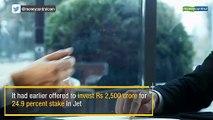 'Cheque is ready': AdiGro Aviation founder still interested in Jet Airways
