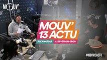 Mouv'13 Actu : DJ Khaled, E3, Coupe du monde féminine