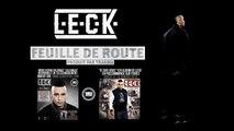 LECK - FEUILLE DE ROUTE