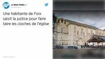 Ariège. Dérangée par le bruit des cloches de l'église, une habitante saisit la justice