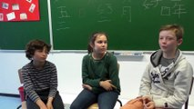 Témoignages des élèves et des professeurs de cycle 3