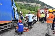 Sinop'ta kaza: 2 kişi öldü, 1 kişi yaralandı