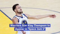 Klay Thompson Is In The Next Space Jam