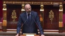 """Édouard Philippe devant l'Assemblée nationale : """"Voilà deux ans maintenant que nous gouvernons, et il y a toujours urgence"""""""