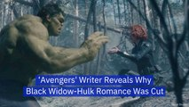 The Romance Between Hulk And Black Widow Was Cut Out