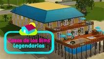 Casas épicas de los Sims: Súper casa de la playa
