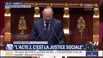 """Édouard Philippe: """"Dès juin 2020, le gouvernement mettra en place un nouveau système pour protéger le risque d'impayé des pensions alimentaires"""""""