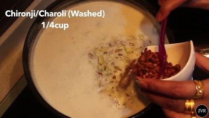 Masala Doodh Recipe - Masala Milk Recipe - Almond Milk -  Badam Ka Doodh