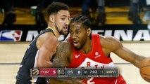 Toronto Raptors vs Golden State Warriors - Game 4 - 1st Qtr Highlights - 2019 NBA Finals