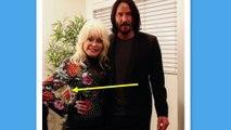 Cette petite habitude de Keanu Reeves qui fait (vraiment) plaisir aux femmes