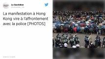 Hong Kong. Des affrontements éclatent alors que des manifestants tentent d'atteindre le Parlement