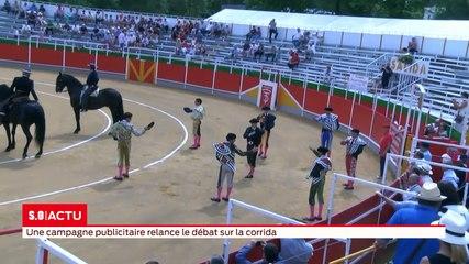 Une campagne publicitaire relance le débat sur la corrida