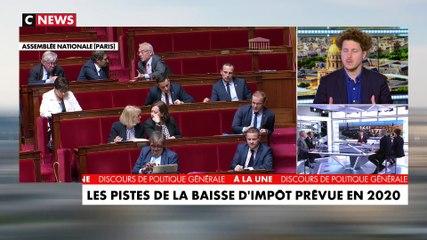 Jérôme Dubus - CNews mercredi 12 juin 2019